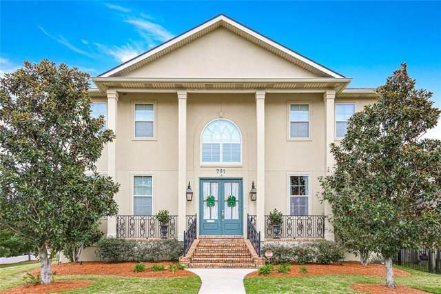 751 Conrad Street, New Orleans, LA 70124 (MLS #2286646) :: The Sibley Group