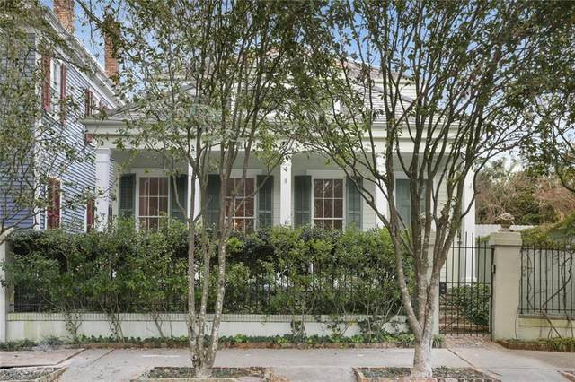 1123 Second Street, New Orleans, LA 70130 (MLS #2286785) :: Reese & Co. Real Estate