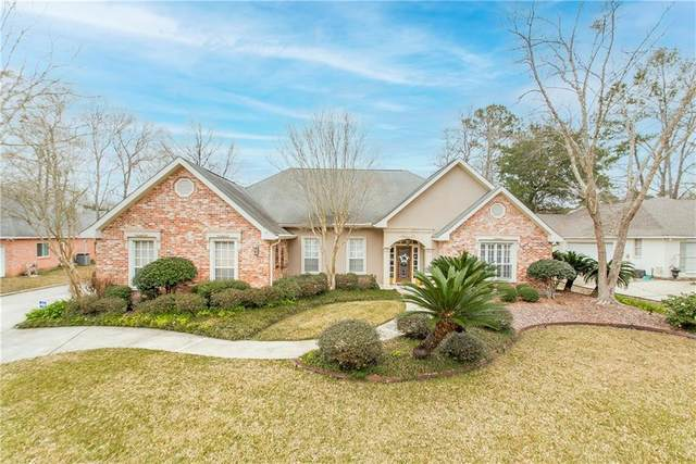 718 Winterberry Drive, Covington, LA 70433 (MLS #2286905) :: Top Agent Realty