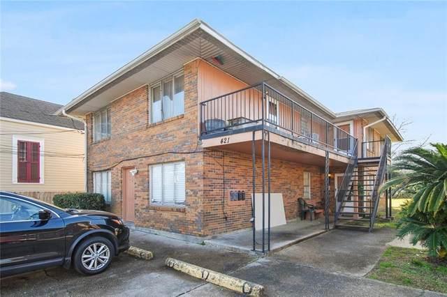 421 Elmira Avenue, New Orleans, LA 70114 (MLS #2286917) :: Reese & Co. Real Estate