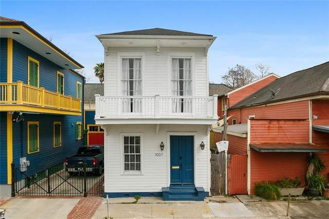 1007 St Roch Avenue, New Orleans, LA 70117 (MLS #2286961) :: Reese & Co. Real Estate