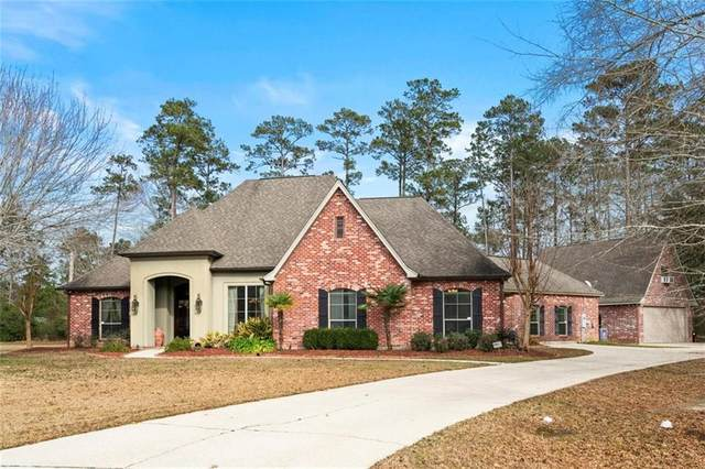 170 Tchefuncte Park, Madisonville, LA 70447 (MLS #2286967) :: Turner Real Estate Group