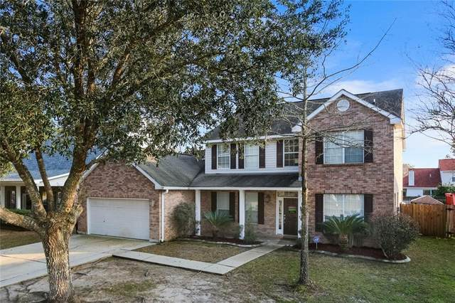 1009 Breckenridge Drive, Slidell, LA 70461 (MLS #2286980) :: Top Agent Realty