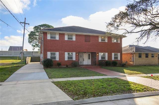 5651 Pratt Drive, New Orleans, LA 70122 (MLS #2286990) :: Top Agent Realty
