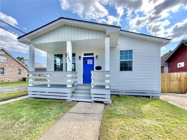 2748 Dreux Avenue, New Orleans, LA 70122 (MLS #2287072) :: Reese & Co. Real Estate