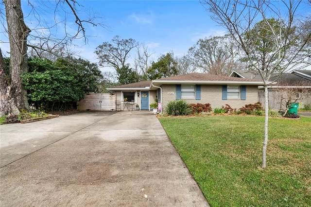 604 Celeste Avenue, River Ridge, LA 70123 (MLS #2287107) :: Reese & Co. Real Estate