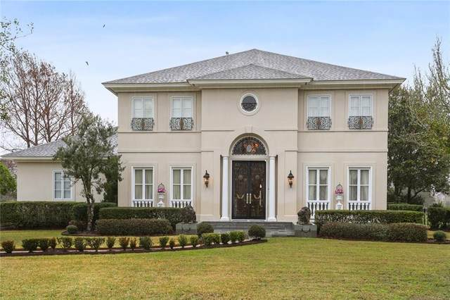 117 English Turn Drive, New Orleans, LA 70131 (MLS #2287436) :: Top Agent Realty