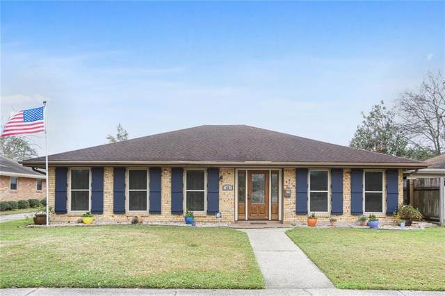 42 W Imperial Drive, Harahan, LA 70123 (MLS #2287471) :: Top Agent Realty
