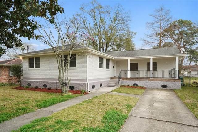 717 Hesper Avenue, Metairie, LA 70005 (MLS #2287606) :: Top Agent Realty