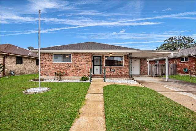 2908 Neyrey Drive, Metairie, LA 70002 (MLS #2287670) :: Top Agent Realty