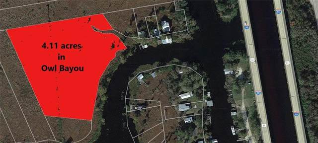 Lot 41-44 Highway Canal (Owl Bayou), Akers, LA 70421 (MLS #2287703) :: The Sibley Group