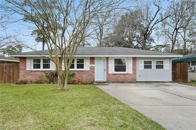 406 Olive Drive, Slidell, LA 70458 (MLS #2287829) :: The Sibley Group