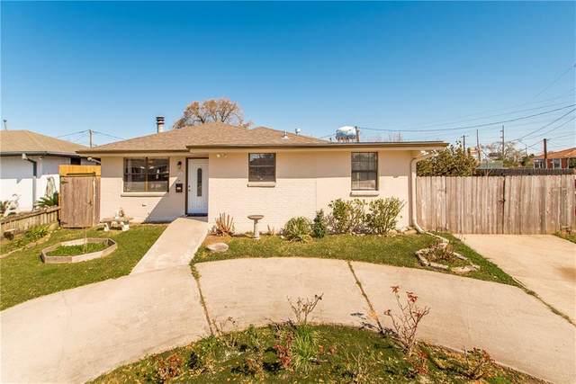 8701 26TH Street, Metairie, LA 70003 (MLS #2287904) :: Turner Real Estate Group