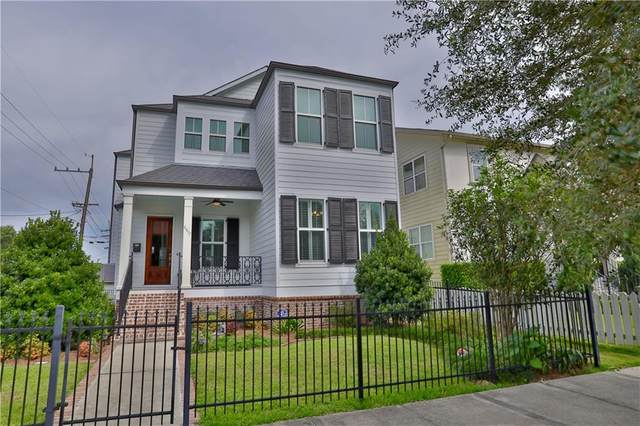 6677 Canal Boulevard, New Orleans, LA 70124 (MLS #2287974) :: The Sibley Group
