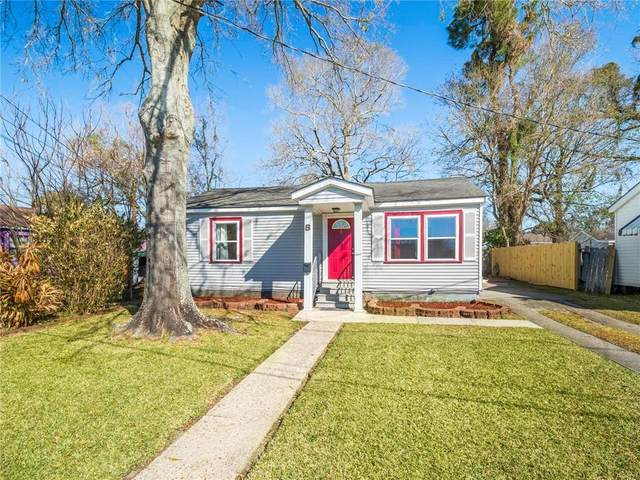 8 Sullivan Place, New Orleans, LA 70131 (MLS #2287978) :: Top Agent Realty