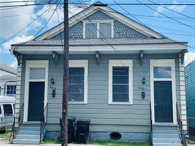 3013 30 Orleans Avenue, New Orleans, LA 70119 (MLS #2288100) :: The Sibley Group