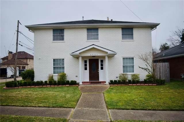 4521 Garden Street, Metairie, LA 70001 (MLS #2288142) :: Crescent City Living LLC