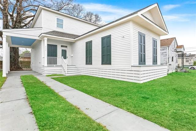 4634 Touro Street, New Orleans, LA 70122 (MLS #2288143) :: The Sibley Group
