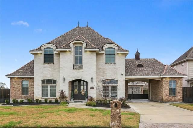 3437 Bridgewater Drive, Harvey, LA 70058 (MLS #2288162) :: Nola Northshore Real Estate