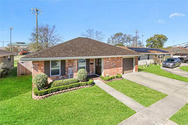 3408 Taft Park, Metairie, LA 70002 (MLS #2288229) :: Top Agent Realty