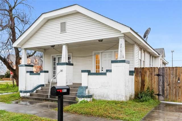 2010 12 E Beauregard Street, Chalmette, LA 70043 (MLS #2288240) :: Top Agent Realty