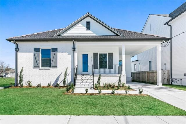 1711 Alexander Avenue, Arabi, LA 70032 (MLS #2288241) :: Top Agent Realty