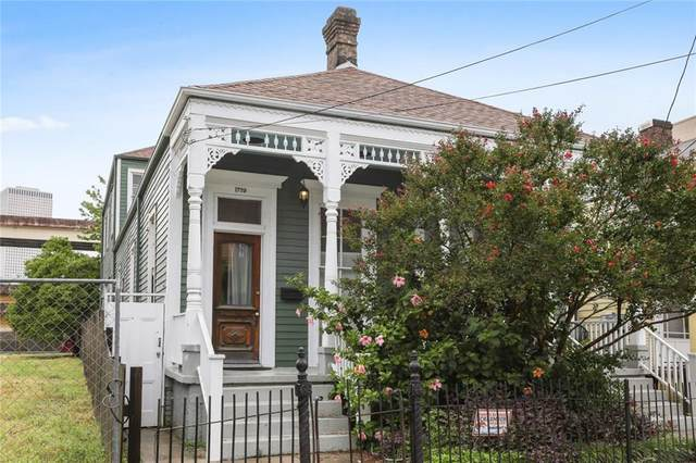 1727-29 Clio Street, New Orleans, LA 70113 (MLS #2288293) :: The Sibley Group