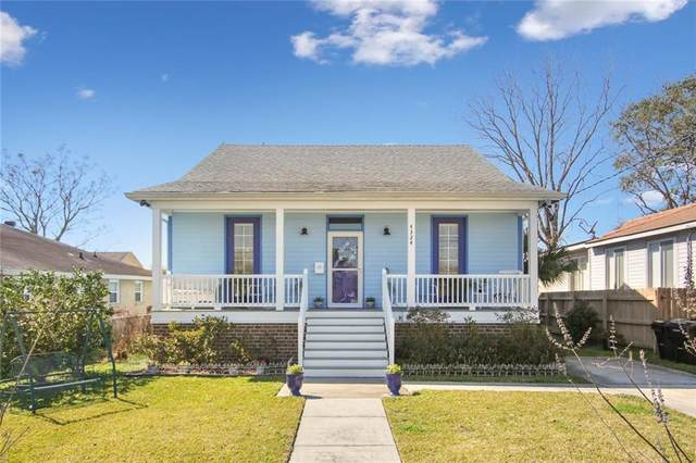 4324 Wellington Drive, New Orleans, LA 70122 (MLS #2288368) :: The Sibley Group