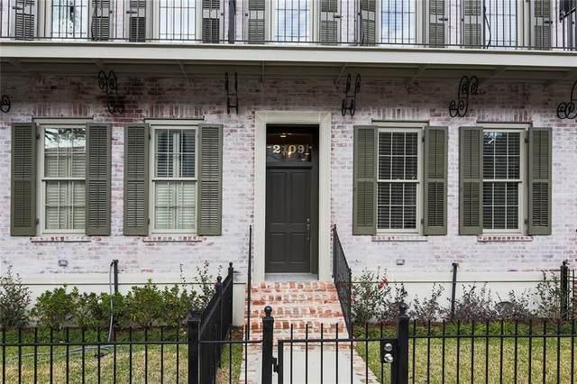 2109 Prytania Street, New Orleans, LA 70130 (MLS #2288394) :: The Sibley Group