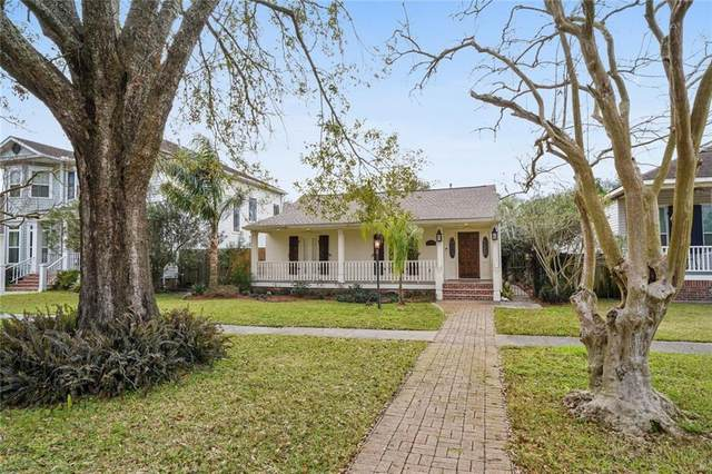 5858 Argonne Boulevard, New Orleans, LA 70124 (MLS #2288407) :: The Sibley Group