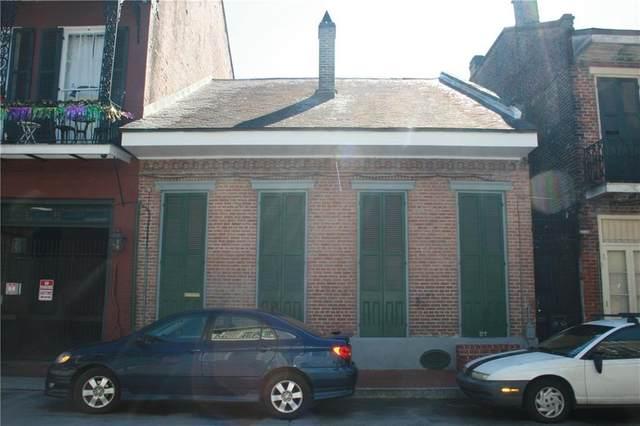 810 Bourbon Street, New Orleans, LA 70116 (MLS #2288408) :: The Sibley Group