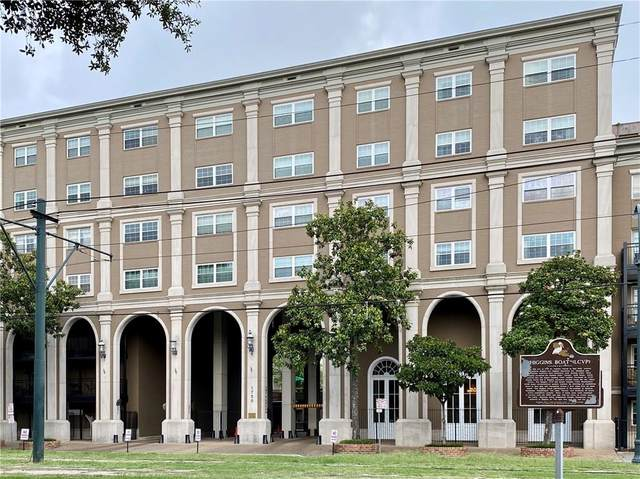 1750 St Charles Avenue #336, New Orleans, LA 70130 (MLS #2288491) :: The Sibley Group
