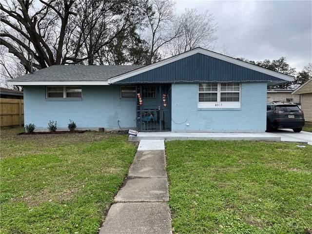 4919 Lancelot Drive, New Orleans, LA 70127 (MLS #2288507) :: United Properties