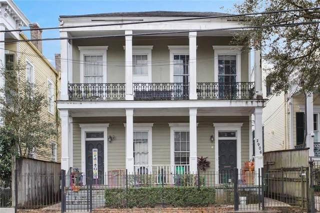 2904-06 Prytania Street, New Orleans, LA 70115 (MLS #2288539) :: The Sibley Group
