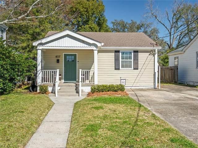 4117 Heaslip Avenue, Metairie, LA 70001 (MLS #2288579) :: Nola Northshore Real Estate