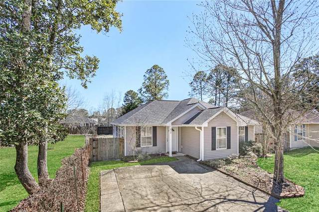414 4TH Street, Pearl River, LA 70452 (MLS #2288619) :: Top Agent Realty