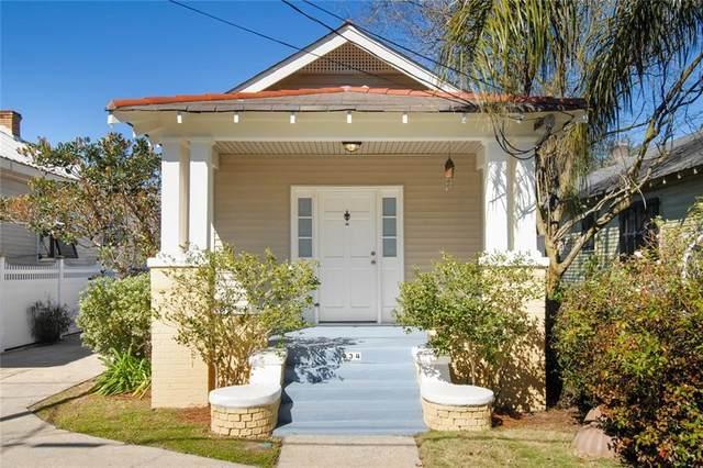 934 Friscoville Avenue, Arabi, LA 70032 (MLS #2288635) :: Top Agent Realty