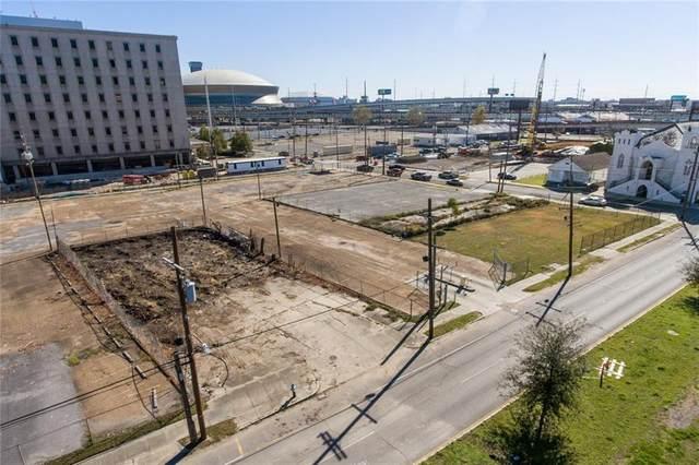 528 S Galvez Street, New Orleans, LA 70112 (MLS #2288683) :: Nola Northshore Real Estate