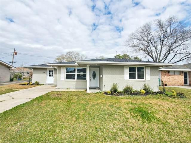 250 Willow Drive, Gretna, LA 70053 (MLS #2288696) :: Top Agent Realty