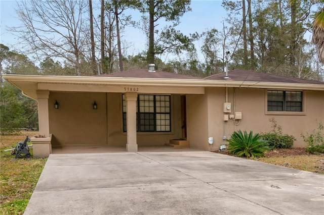 57802 Benjamin Road, Slidell, LA 70460 (MLS #2288739) :: The Sibley Group