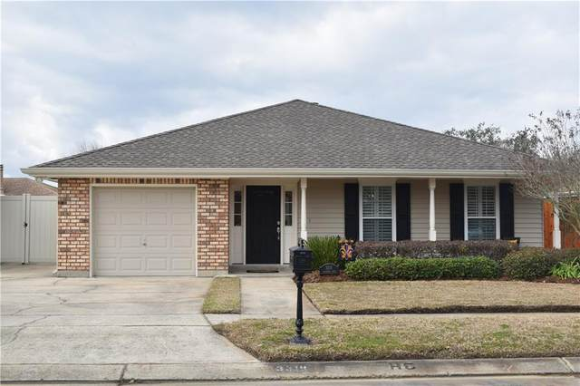 3319 Grandwood Boulevard, Kenner, LA 70065 (MLS #2288851) :: Top Agent Realty