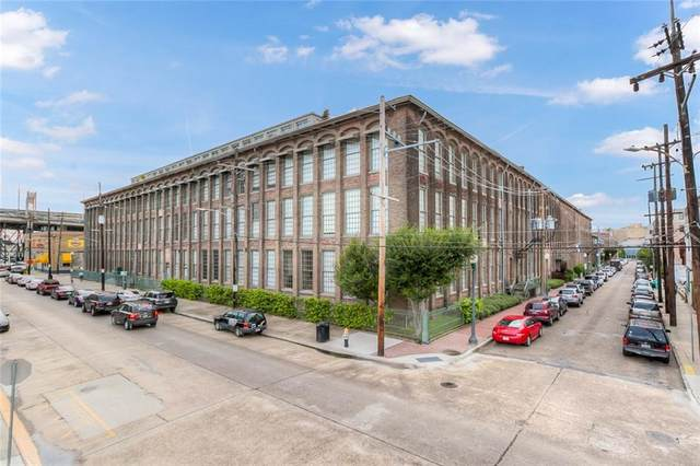 920 Poeyfarre Street #348, New Orleans, LA 70130 (MLS #2289016) :: Turner Real Estate Group