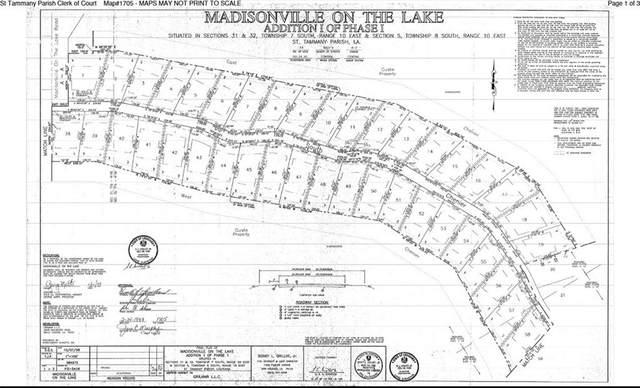 465 S Chenier Drive, Madisonville, LA 70447 (MLS #2289033) :: Turner Real Estate Group