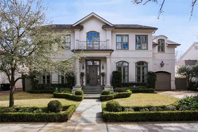 411 Fairway Drive, New Orleans, LA 70124 (MLS #2289066) :: The Sibley Group
