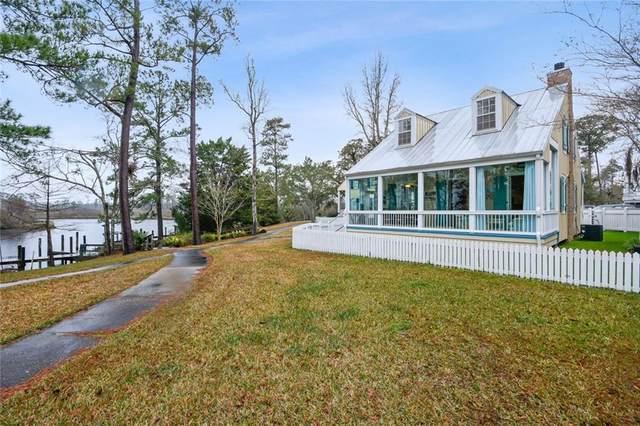 16 Devil's Elbow, Diamondhead, MS 39525 (MLS #2289083) :: Nola Northshore Real Estate