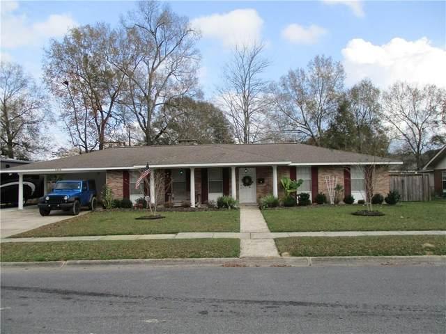 1506 University Drive, Hammond, LA 70401 (MLS #2289094) :: Crescent City Living LLC