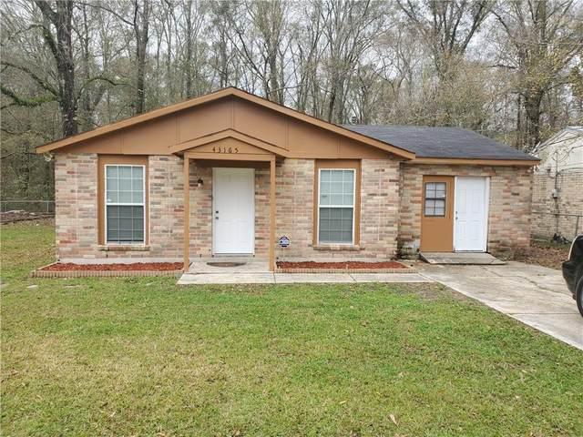 43165 Tillman Park Road, Hammond, LA 70403 (MLS #2289144) :: Crescent City Living LLC