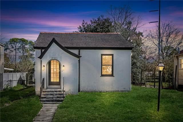 4417 Eastern Street, New Orleans, LA 70122 (MLS #2289223) :: Reese & Co. Real Estate