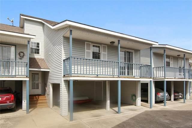 782 Marina Drive #4, Slidell, LA 70458 (MLS #2289267) :: Nola Northshore Real Estate