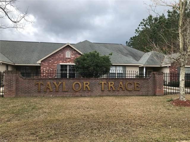 40145 Taylors Trail #204, Slidell, LA 70461 (MLS #2289275) :: Top Agent Realty